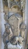Vign_Eglise_sculpture_porche_mort_de_St_Jean_Baptiste_